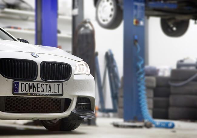 Autoservisas Klaipėdoje - visos automobilių remonto paslaugos